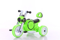 Mini kids electric motorcycle, electric baby tricycle 6V4.5A