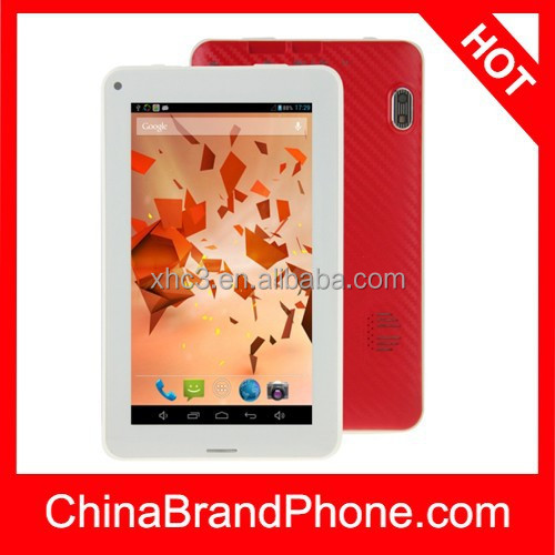 MOBILE Tablet PC 7.0 inch Capacitive Touch Screen Android Tablet PC with GSM Mobile Phone Function, 512M RAM + 4GB ROM