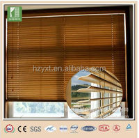 Special design bamboo blind cord pulley window blind manufacturer