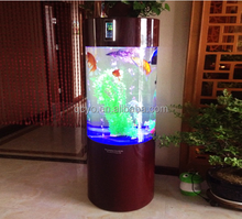 factorty directly sale acrylic round fish tank