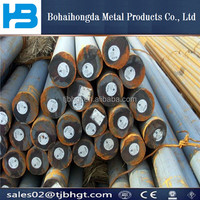 steel round bar SS400 A36 ST37-2 equivalent steel material