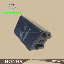 auto led flasher 12V 24VDC 2pin 3pin 4pin 5pin 20A 30A 40A auto relay for car and motorcycle