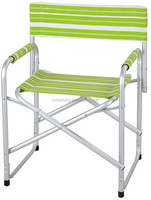 beach chair/camping chair/folding garden chair with pocket