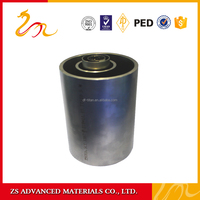gr5 ti-6al-4v medical titanium alloy tube