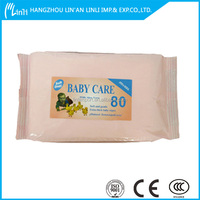 hot sale cheap non alcohol hands and face baby doll wet wipes/household cleaning wet wipes