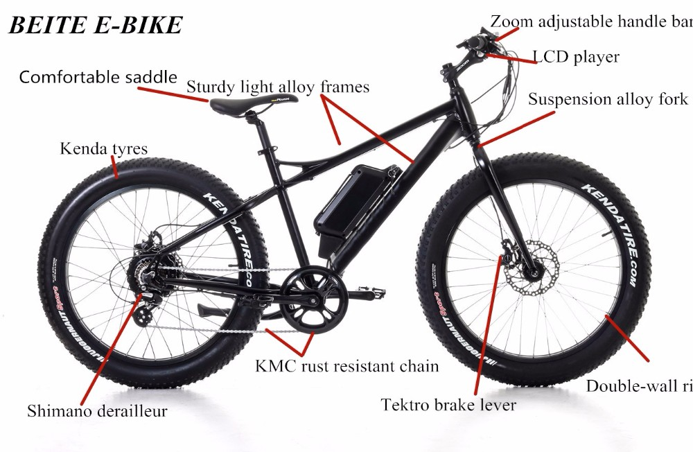 Top quality wholesale electric cycle factory e bike bicycle