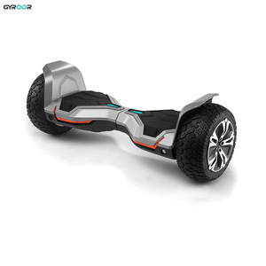 "Gyroor off road electric balance scooter hot sell adult 8.5"" 350W*2 motor hoverboard"