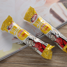 Chinese supplier sweet yolk most popular products grain snack roll