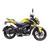 Racing motorcycle yellow appearance 125cc super pocket bikes