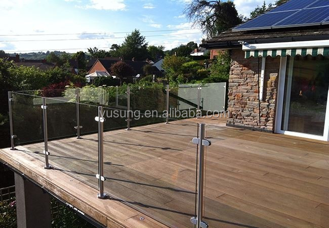 Stainless steel mount balustrade post handrail/Balustrade Post