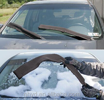 well sold in USA 2016 new car neoprene windshield wiper blade covers