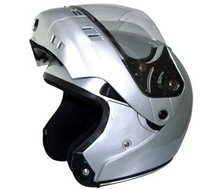 Filp-up helmet
