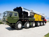 high-end multifunctional truck-mounted drill rig