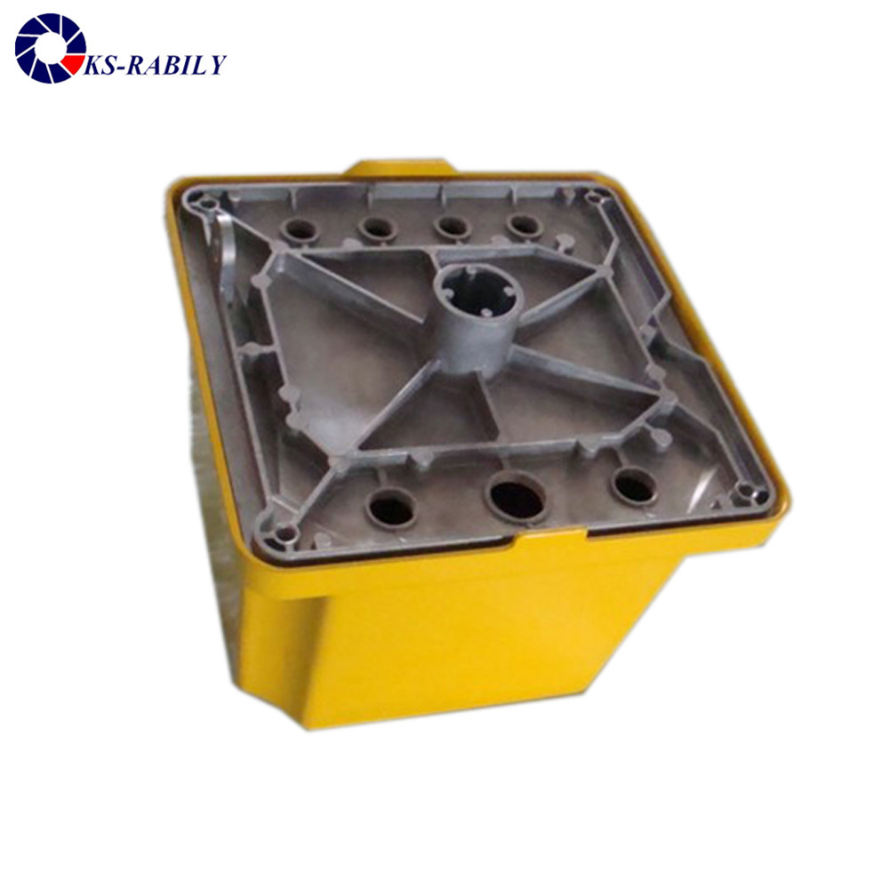 Customize Die Casting Parts With Powder Coating