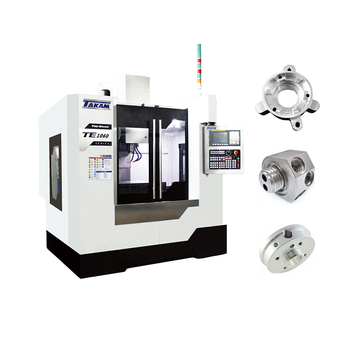 CNC 5 axis machine center metalen onderdelen BT50 spindel CNC machine centrum