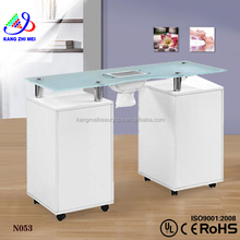 used nail salon furniture/manicure tables for sale/manicure tables
