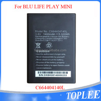 3.8v 1400mAh C664404140L Cell phone Battery For BLU LIFE PLAY mini