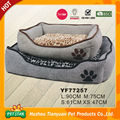 Chew Proof Replacement handmade large dog bed