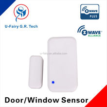 Z-wave outdoor 30m distance wireless Magnetic Door sensor for Smart Home