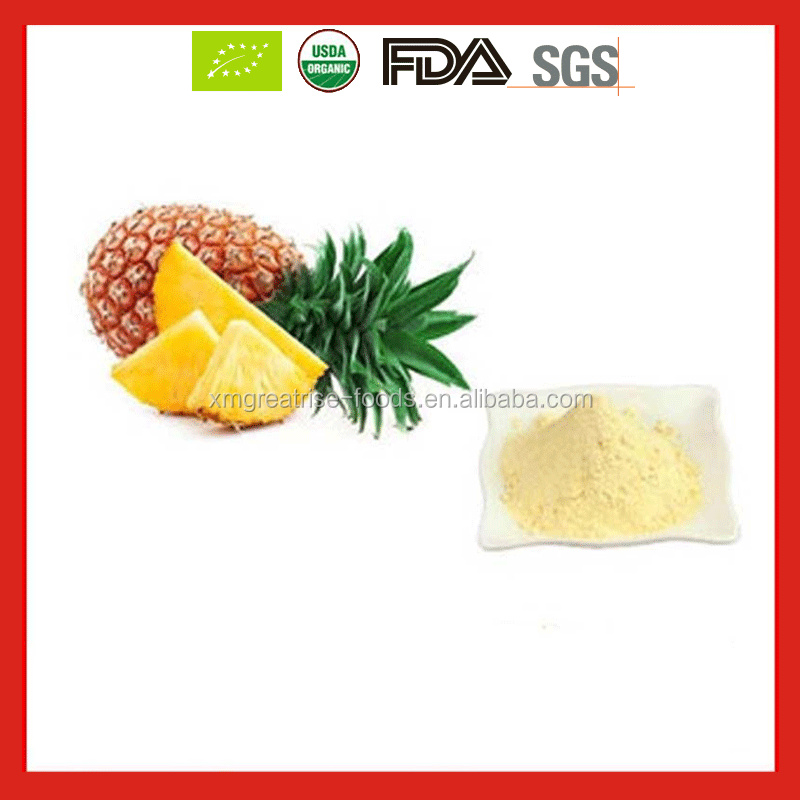 Organic Freeze Dried Pineapple/Freeze dried fruit Powder with good price