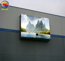 Best Selling P8 big screen outdoor led tv outdoor led screen display made in Shenzhen for sales