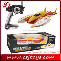 Toys 2016 2.4G High Speed RC racing boat brushless wl 913 speed boat