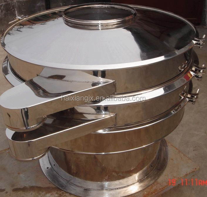 stainless steel vibrating sieve sifting machine price