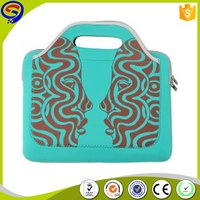 New Wholesale hot sale neoprene colorful laptop sleeve for ipad
