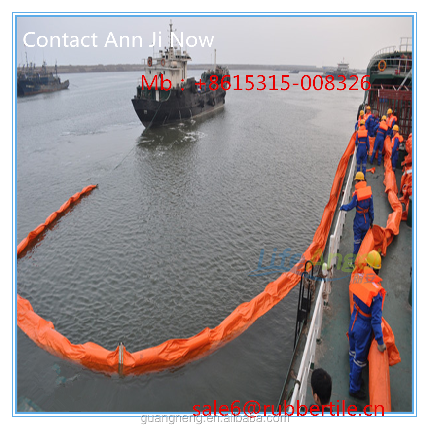 solid float oil containment booms, Oil Spill Equipment, seaweed fence