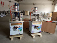 Roti maker Pancake making machine for sale Tortilla making machine Crepe making machine