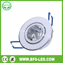 Samsung 5630 chip warehouse 2500k led downlight