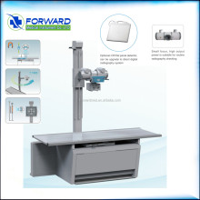 Digital radiography and fluoroscopy X-RAY MACHINE