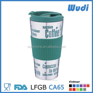 as seen on tv 2015 coffee mug rubber lid CM504