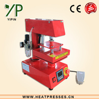 Mini pneumatic heat press machine, heat transfer machine,heat stamping machine for T-shirt