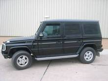 15 x Protected Armoured Mercedes Benz G 500 4x4 SUV
