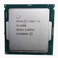 Intel I5 6500 CPU For Desktop
