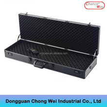 Black Aluminum Hard Case for Rifle Shotgun