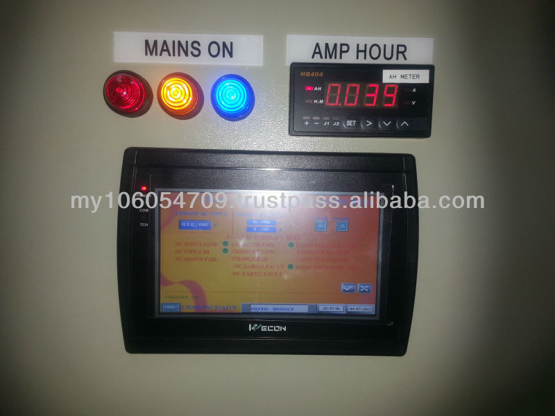 HMI INFOR SCREEN