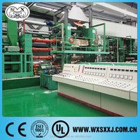 planetary extruder and calender machine for plastic rigid and soft sheet film with reliable quality
