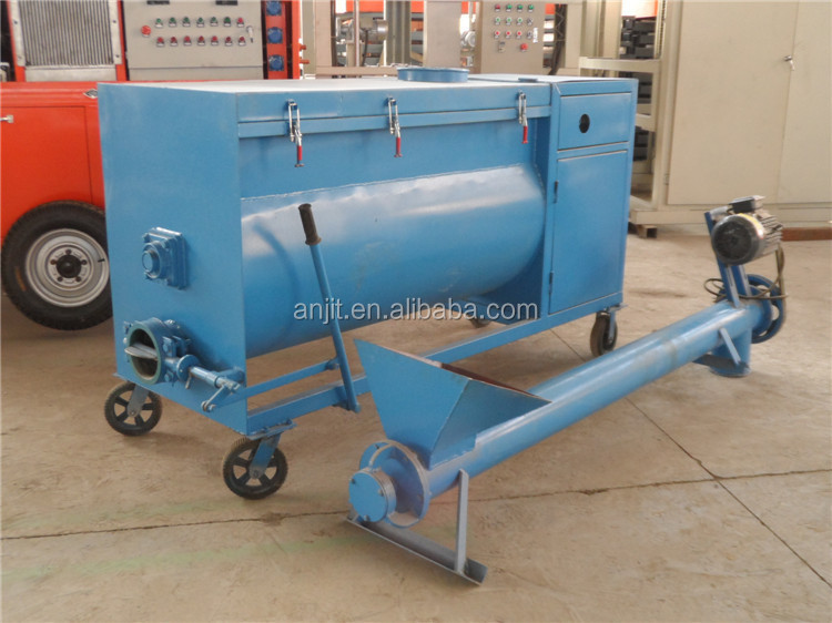 Cellular Lightweight Concrete Machines : Mini cellular lightweight concrete machine with best price