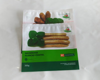 Frozen Ready Meal Kebabs packaging bag