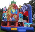 Cool inflatable castle/inflatable bouncer for sale