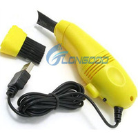 Housing USB2.0 Mini Tablet Vacuum Cleaner for PC Laptop Keyboard