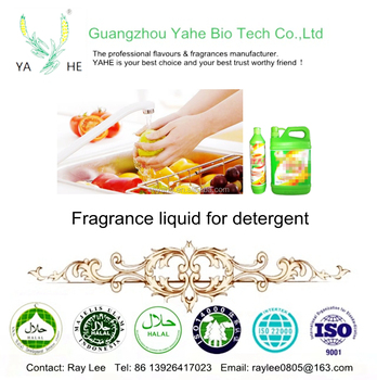 Factory price and effective fragrance oil for detergent cleanser and dishing oil from manufacturer in China