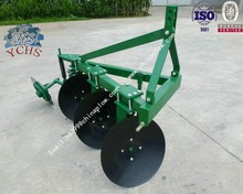 Types of 3 disc plough