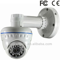 1/3inch sony colo CCD Dome Camera IR Weather Waterproof 3.6mm lens