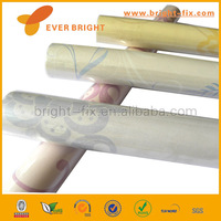 Hot sale self adhesive reflective film/mirror self-adhesive film/self-adhesive clear plastic film