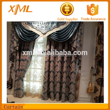 Fancy interior decoration royal latest curtain designs 2015