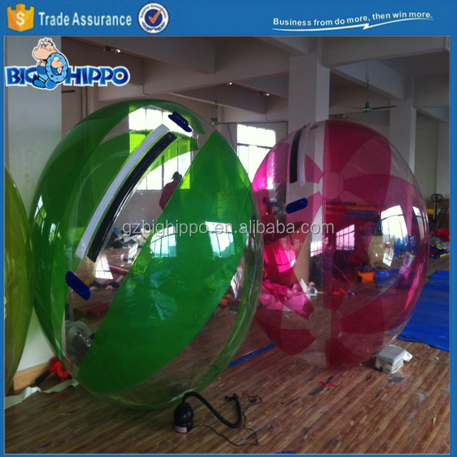 PVC color strip Water on Water Ball