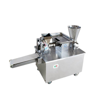 4800pcs/h-7200pcs/h automatic dumpling making machines/hand momo dumpling machine